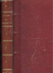 Oeuvres De Descartes - Couverture - Format classique