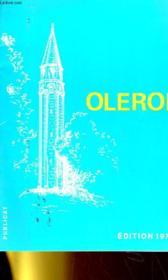 Oleron - Couverture - Format classique