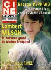 Cine Revue - Tele-Programmes - 64e Annee - N° 28 - Signe: Lassiter - Couverture - Format classique