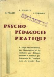 Psycho-Pedagogie Pratique - Couverture - Format classique