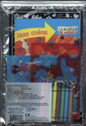 La maison de Mickey ; fun pack - 4ème de couverture - Format classique