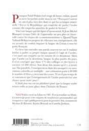 L'arabe pour tous ; pourquoi ma langue est taboue en France - 4ème de couverture - Format classique