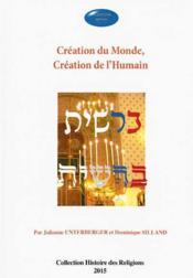 Création du monde, création de l'homme - Couverture - Format classique