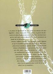 Mandrill t.4 ; chute libre - 4ème de couverture - Format classique