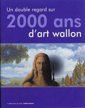 2000 Ans D'Art Wallon - Intérieur - Format classique