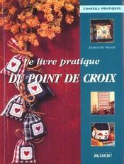 Le Livre Pratique Du Point De Croix - Intérieur - Format classique