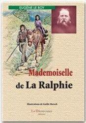 Mademoiselle de la Ralphie - Couverture - Format classique