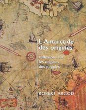 L'Antarctide ; Reflexions Sur Les Origines Des Peuples - Intérieur - Format classique