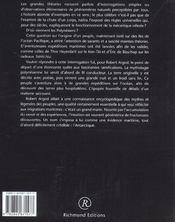 L'Antarctide ; Reflexions Sur Les Origines Des Peuples - 4ème de couverture - Format classique