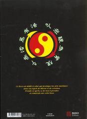 Tao du jeet kune do - 4ème de couverture - Format classique