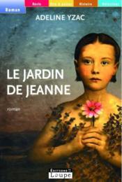 Le jardin de Jeanne - Couverture - Format classique