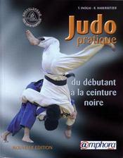 Judo pratique ; du débutant à la ceinture noire - Intérieur - Format classique