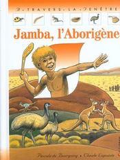 Jamba, l'aborigene - Intérieur - Format classique
