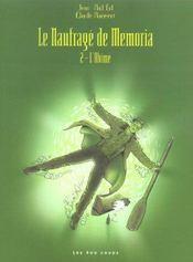 Le Naufrage De Memoria T.2 ; L'Abime - Intérieur - Format classique