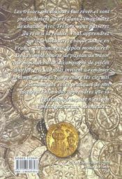 Tresors, Mythe Et Realites - 4ème de couverture - Format classique