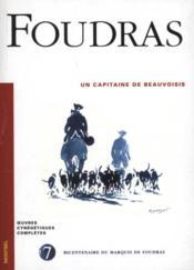 Un capitaine de Beauvoisis - Couverture - Format classique