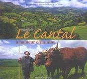 Le Cantal à hauteur d'homme - Intérieur - Format classique