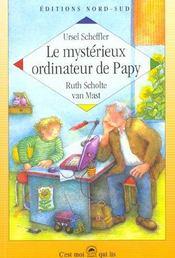 Le Mysterieux Ordinateur De Papy - Intérieur - Format classique