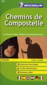 Chemins de Compostelle ; le puy-en-Velay ; Saint-Jean-Pied-de-Port (édition 2012) - Couverture - Format classique