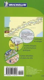 Chemins de Compostelle ; le puy-en-Velay ; Saint-Jean-Pied-de-Port (édition 2012) - 4ème de couverture - Format classique