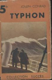 Collection Succes N°5 Typhon. - Couverture - Format classique