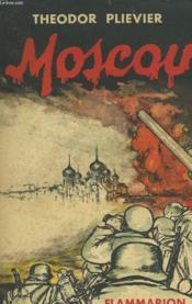 Moscou. - Couverture - Format classique