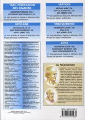 Homéopathie - 4ème de couverture - Format classique