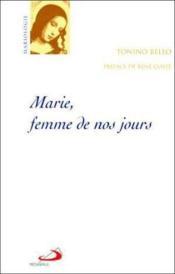 Marie, femme de nos jours - Couverture - Format classique