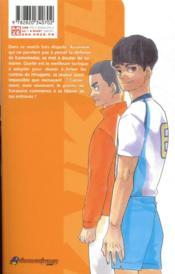 Haikyu !! les as du volley T.40 - 4ème de couverture - Format classique