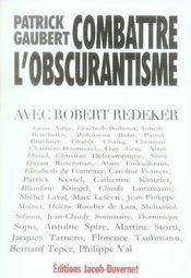 Contre l'obscurantisme avec robert redeker - Intérieur - Format classique