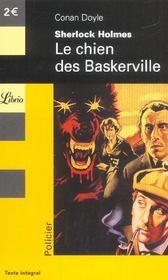 Sherlock holmes t.6 ; le chien des Baskerville - Intérieur - Format classique