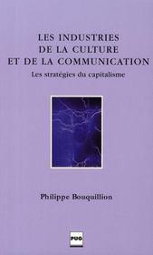 Industries de la culture et de la communication - Intérieur - Format classique