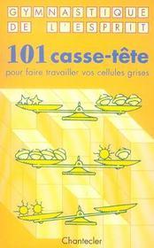 Gymnastique De L'Esprit 101 Casse-Tete - Intérieur - Format classique