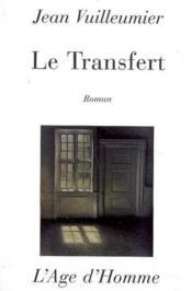 Le Transfert - Couverture - Format classique