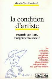 Condition d artiste - Couverture - Format classique