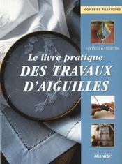 Livre Pratique Des Travaux D'Aiguille (Le) (Petit Forma - Intérieur - Format classique