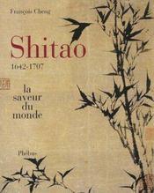 Shih Tao ou la saveur du monde - Intérieur - Format classique