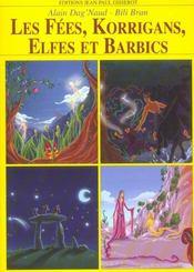 Les Fees, Korrigans, Elfes, Barbics - Intérieur - Format classique