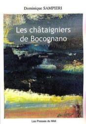 Les Chataigniers De Bocognano - Couverture - Format classique