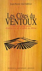 Les vins du ventoux - Intérieur - Format classique