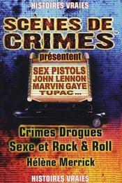 Crimes, drogue, sexe et rock'n roll - Intérieur - Format classique