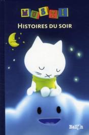 Musti ; histoires du soir - Couverture - Format classique