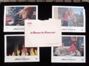 Le repos du guerrier. Hossein, Vadim, Bardot. 14 reproductions (2 manquent) en couleurs des scènes du film. - Couverture - Format classique