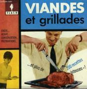 Choix... Conservation... Preparation Viandes Et Grillades - Couverture - Format classique