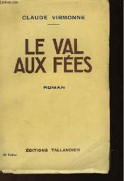 Le Val Aux Fees - Couverture - Format classique