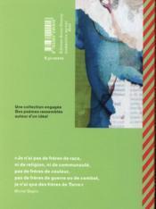 Chants du métissage - 4ème de couverture - Format classique