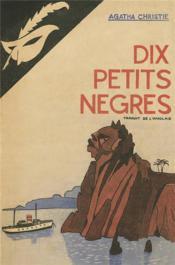 Dix petits nègres - Couverture - Format classique