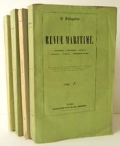 Le Navigateur. Revue Maritime. - Couverture - Format classique