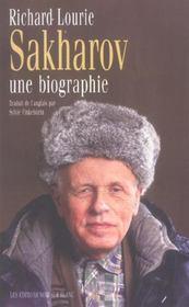 Sakharov Une Biographie - Intérieur - Format classique