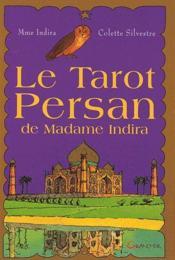 Le tarot persan de madame Indira - Couverture - Format classique